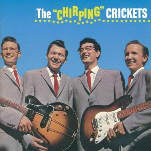 Holly, Buddy & the Crickets - The Chirping Crickets - Preis vom 17.06.2021 04:48:08 h