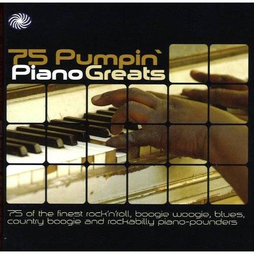 Various - 75 Pumpin' Piano Greats - Preis vom 16.06.2021 04:47:02 h