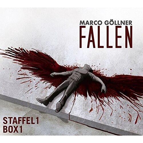 Marco Göllner - Fallen - Staffel 1: Box 1 - Preis vom 12.06.2021 04:48:00 h