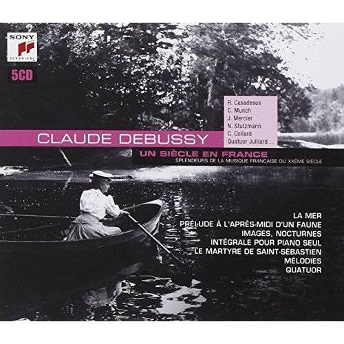 Debussy - Preis vom 16.06.2021 04:47:02 h