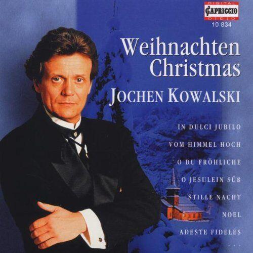 Jochen Kowalski - Weihnachten M.Jochen Kowalski - Preis vom 17.06.2021 04:48:08 h