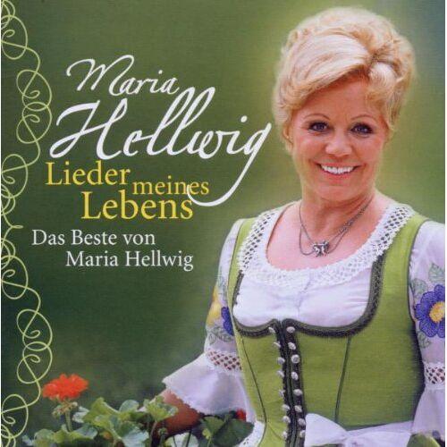 Maria Hellwig - Lieder Meines Lebens/das Beste Von Maria Hellwig - Preis vom 11.06.2021 04:46:58 h