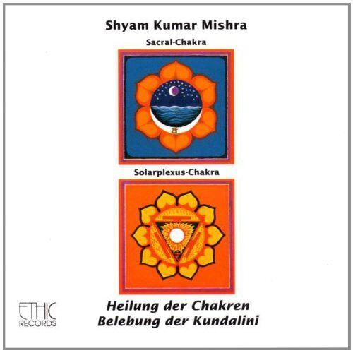 Mishra, Shyam Kumar - Heilung der Chakren-Sacral/Solarplexus - Preis vom 09.06.2021 04:47:15 h