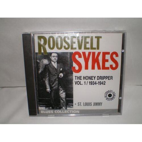 Roosevelt Sykes - The Honey Dripper 1934/42 - Preis vom 15.06.2021 04:47:52 h