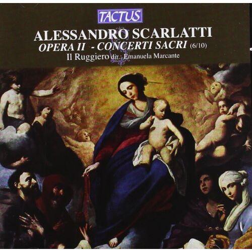 Il Ruggiero - Concerti Sacri 6/10 - Preis vom 19.06.2021 04:48:54 h