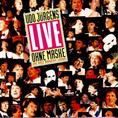 Udo Jürgens - Live Ohne Maske - Preis vom 21.06.2021 04:48:19 h
