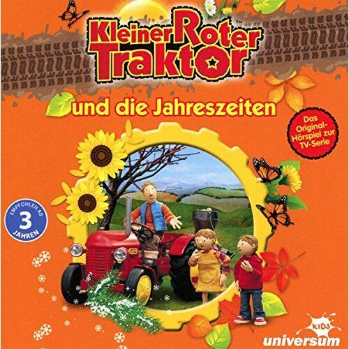 Kleiner Roter Traktor - Kleiner Roter Traktor und die Jahreszeiten (Hrspi - Preis vom 21.06.2021 04:48:19 h