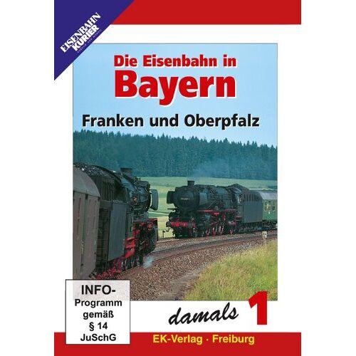 - Die Eisenbahn in Bayern - Teil 1 - Franken und Oberpfalz - Preis vom 15.09.2021 04:53:31 h