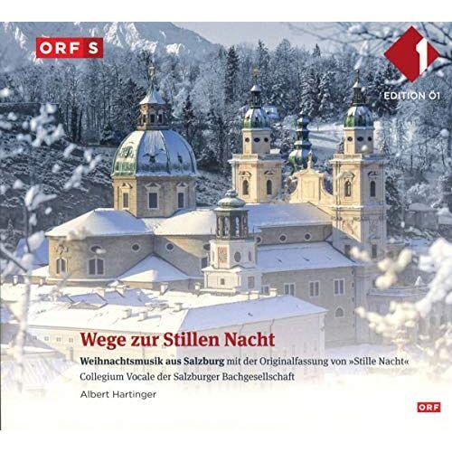 Albert Hartinger - Wege zur Stillen Nacht - Preis vom 13.06.2021 04:45:58 h