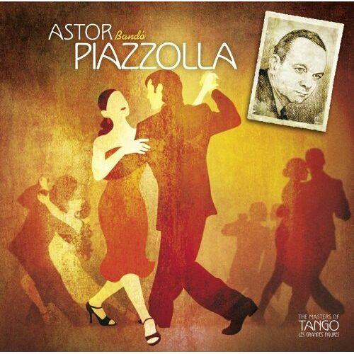 Astor Piazzolla - Astor Piazzolla-Bando - Preis vom 21.06.2021 04:48:19 h