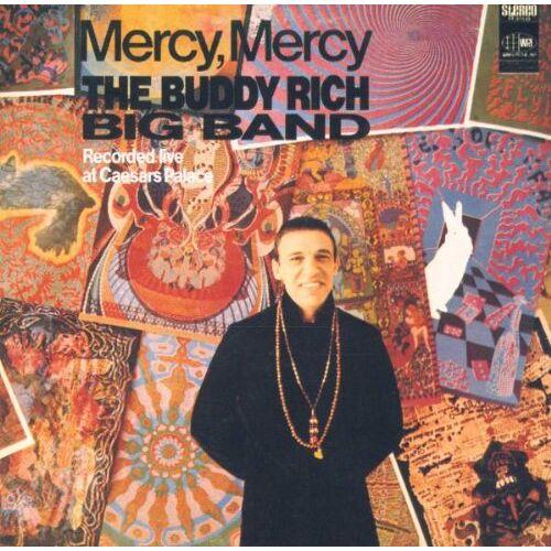 Rich, Buddy Big Band - Mercy,Mercy - Preis vom 03.05.2021 04:57:00 h