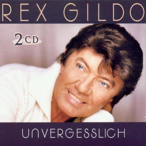 Rex Gildo - Unvergesslich - Preis vom 22.06.2021 04:48:15 h