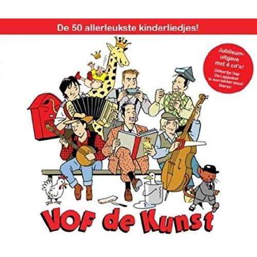 Vof de Kunst - Vof de Kunst 25 Jaar! - Preis vom 11.06.2021 04:46:58 h