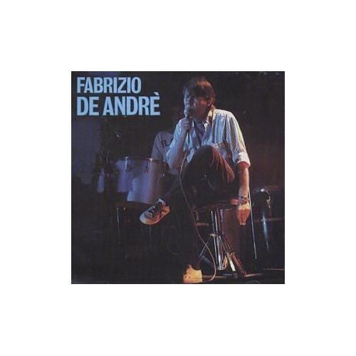 Fabrizio de Andre - Fabrizio De Andre' - Preis vom 24.07.2021 04:46:39 h