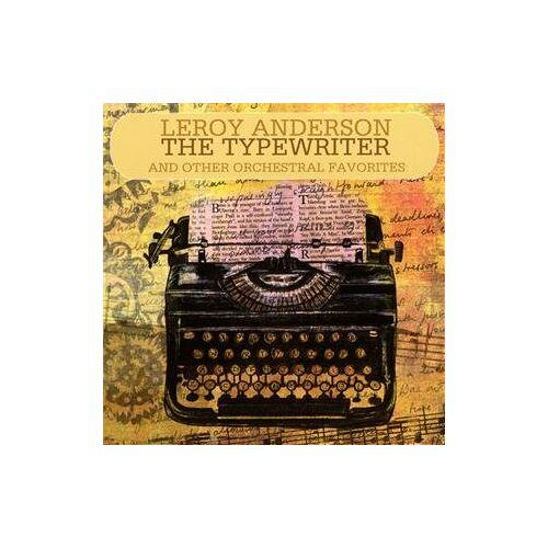 Leroy Anderson - The Typewriter - Preis vom 13.06.2021 04:45:58 h