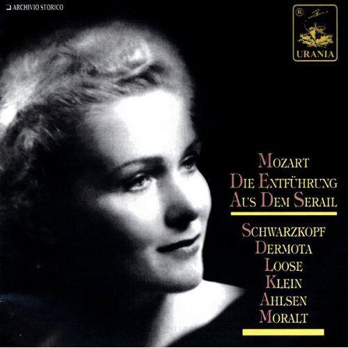 Mozart, Wolfgang Amadeus - Entfuehrung aus dem Serail (45 - Preis vom 12.06.2021 04:48:00 h
