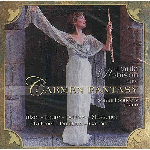 Paula Robison - Carmen Fantasy - Preis vom 16.06.2021 04:47:02 h