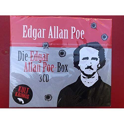 Poe, Edgar Allan - Die Edgar Allan Poe-Box - Preis vom 14.06.2021 04:47:09 h