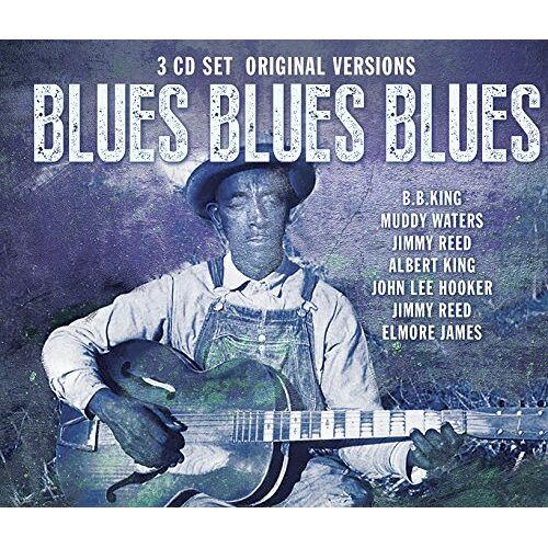 Various - Blues Blues Blues - Preis vom 15.06.2021 04:47:52 h