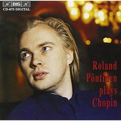 Roland Pöntinen - Klavierwerke - Preis vom 19.06.2021 04:48:54 h