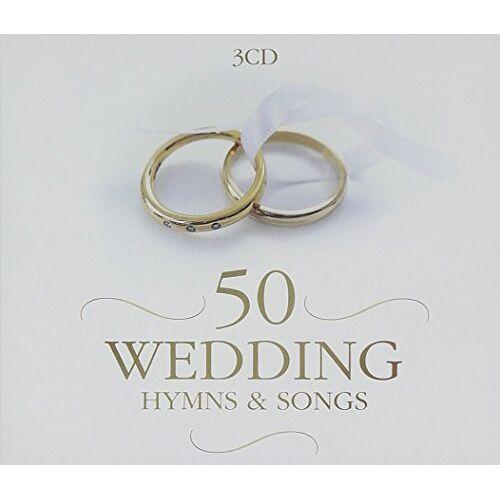 50 Weddings Hymns - 50 Weddings Hymns & Songs - Preis vom 09.06.2021 04:47:15 h