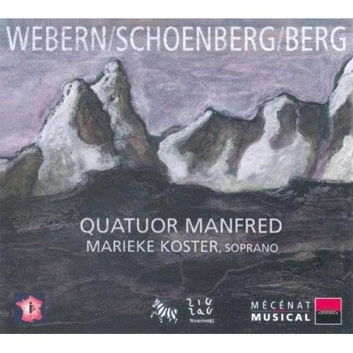 Quatuor Manfred - Langsamer Satz (1905)/Streichq - Preis vom 11.06.2021 04:46:58 h