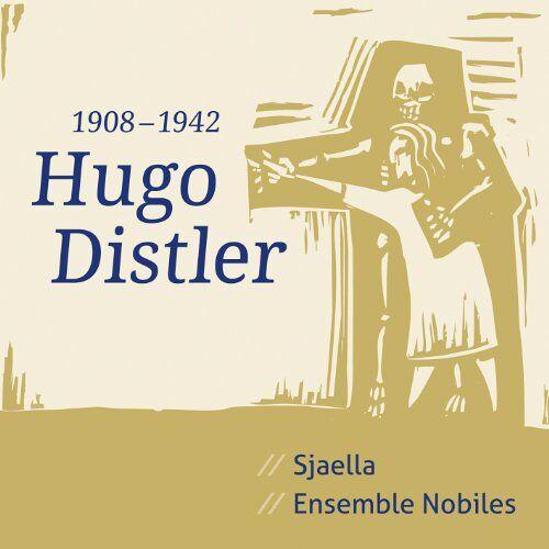 Sjaella - Hugo Distler 1908-1942 - Preis vom 18.06.2021 04:47:54 h