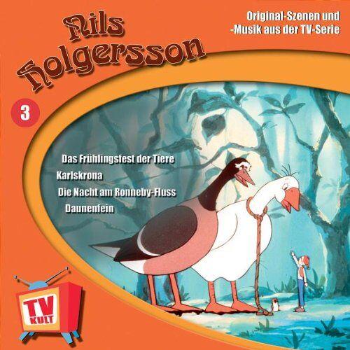 Nils Holgersson - Nils Holgersson,Folge 3 - Preis vom 18.06.2021 04:47:54 h