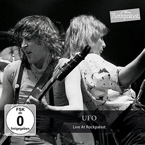 Ufo - Rockpalast: Hardrock Legends Vol.1 - Preis vom 14.06.2021 04:47:09 h