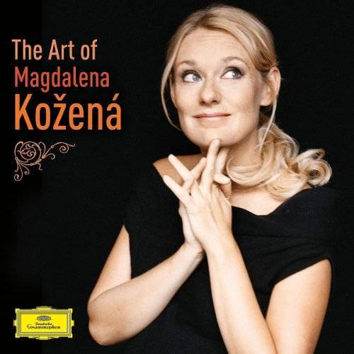 Magdalena Kozena - The Art of Magdalena Kozena - Preis vom 22.06.2021 04:48:15 h