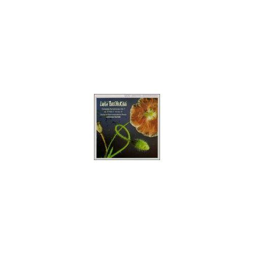 Goritzki - Sinfonien Vol.7 - Preis vom 16.06.2021 04:47:02 h