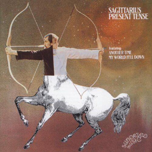 Sagittarius - Present Tense - Preis vom 22.06.2021 04:48:15 h