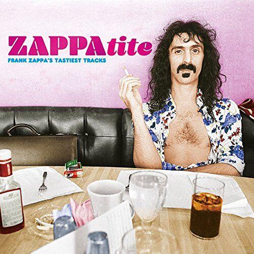 Frank Zappa - Zappatite - Preis vom 13.06.2021 04:45:58 h