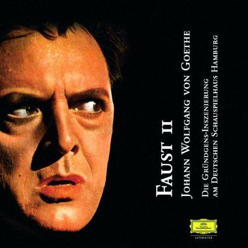 Gustaf Gründgens - Faust 2 - Preis vom 11.06.2021 04:46:58 h