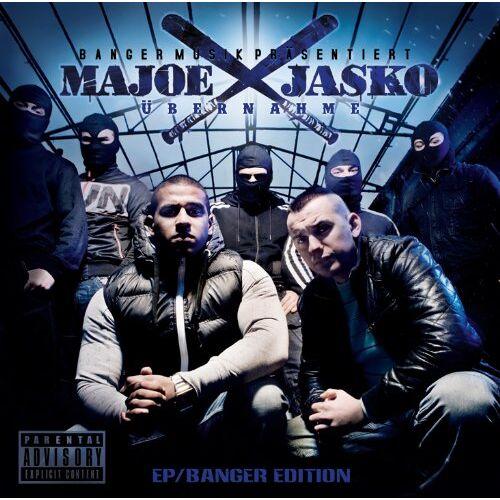 Majoe & Jasko - Übernahme EP (Banger Edition) - Preis vom 22.06.2021 04:48:15 h