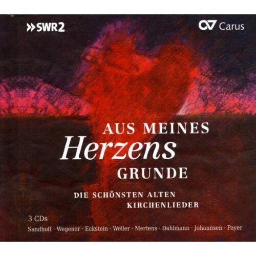 Sandhoff - Aus Meines Herzens Grunde - Die schönsten alten Kirchenlieder - Preis vom 11.06.2021 04:46:58 h