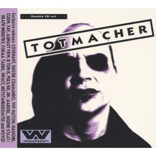 Wumpscut - ++Totmacher - Preis vom 19.06.2021 04:48:54 h