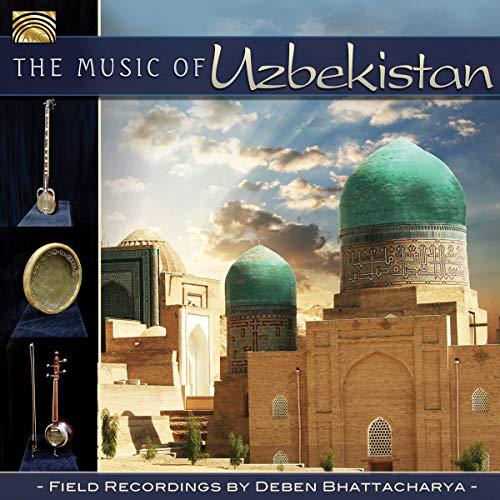 Various - The Music of Uzbekistan - Preis vom 22.07.2021 04:48:11 h
