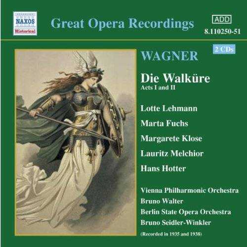 Walter - Die Walküre - Preis vom 23.07.2021 04:48:01 h