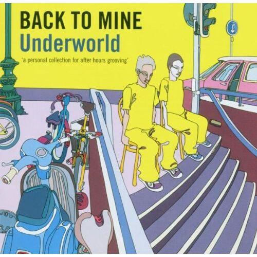 Underworld - Back to Mine - Preis vom 15.06.2021 04:47:52 h