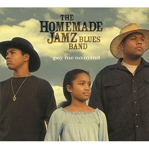 the Homemade Jamz Blues Band - Pay Me No Mind - Preis vom 16.05.2021 04:43:40 h