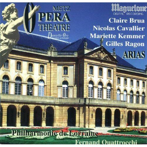 Rossini - Rossini/Mozart/Gounod:Arias - Preis vom 19.06.2021 04:48:54 h