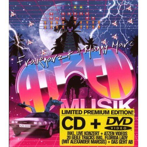 Frauenarzt & Manny Marc - präsentieren Atzen Musik Vol.1 (Ltd.Edition) CD+DVD - Preis vom 22.06.2021 04:48:15 h