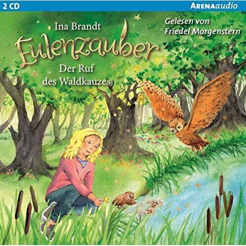 Ina Brandt - Eulenzauber (11). Der Ruf des Waldkauzes - Preis vom 14.06.2021 04:47:09 h