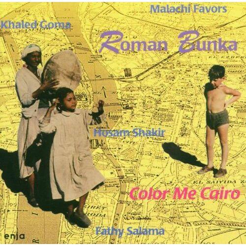 Roman Bunka - Color Me Cairo - Preis vom 09.06.2021 04:47:15 h