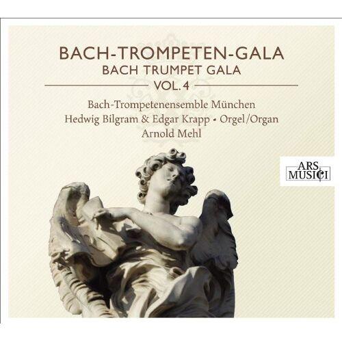 Bach-Trompetenensemble M?Nchen - Bach-Trompeten-Gala Vol.4 - Preis vom 15.10.2021 04:56:39 h