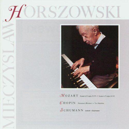 Mieczyslaw Horszowski - Piano Recital - Preis vom 18.10.2021 04:54:15 h