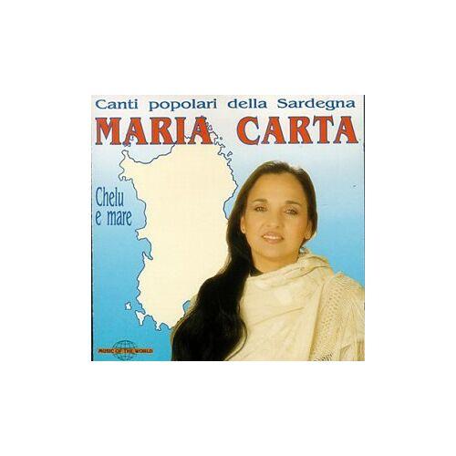 Maria Carta - Sardinische Lieder - Preis vom 11.06.2021 04:46:58 h