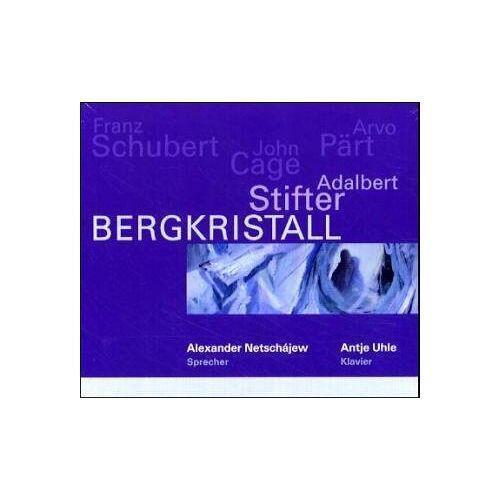 Adalbert Stifter - Bergkristall, 1 Audio-CD - Preis vom 16.10.2021 04:56:05 h