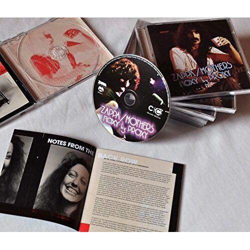 Zappa/Mothers - Roxy By Proxy - Preis vom 22.06.2021 04:48:15 h